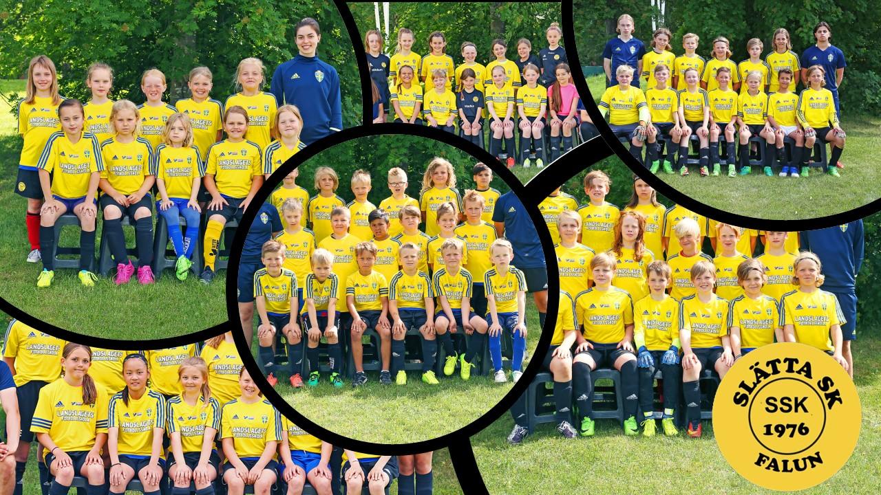 Instruktör till Slätta SK fotbollsskola